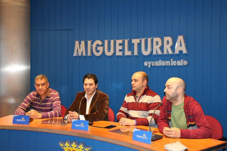 Miguelturra Presentada la Media Maratón Rural que se celebrará el 22 de noviembre