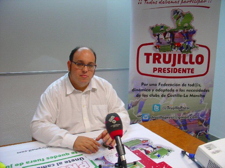 """Trujillo """"La Federación ha subido exageradamente el precio de las fichas. Esto hay que cambiarlo"""""""