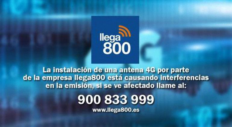 Pozuelo de Calatrava Qué hacer ante posibles interferencias en la recepción de la señal de TDT ante la llegada del servicio de telefonía 4G