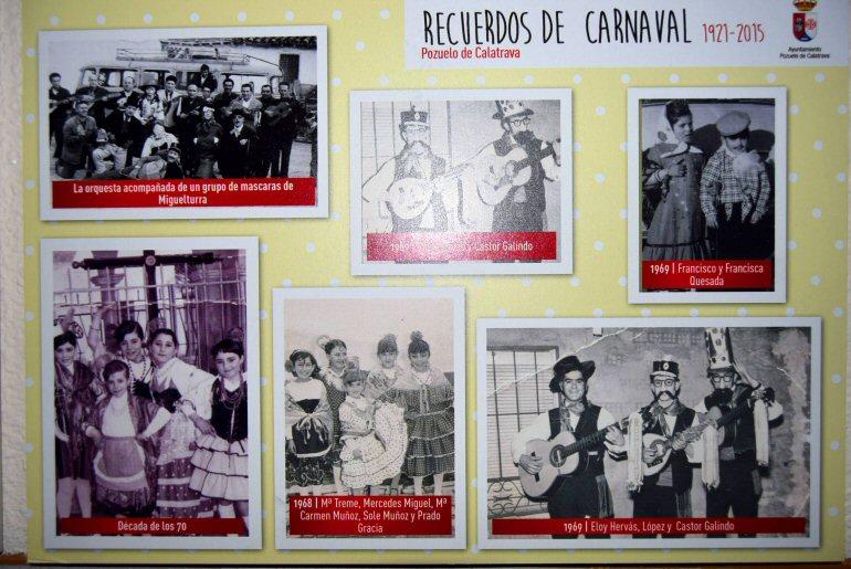 Pozuelo de Calatrava Inaugurada la I Exposición de Fotografías y Trajes de Carnaval 01