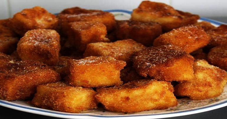 Receta-tradicional-de-leche-frita