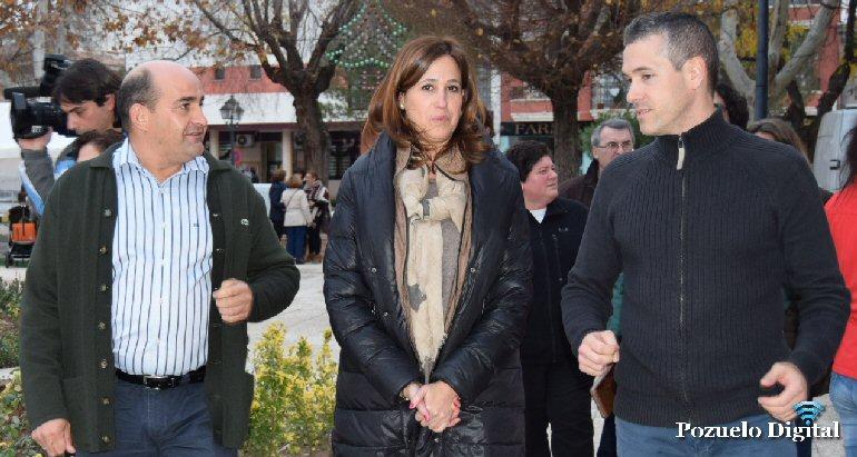 Ciudad Real El PP seguirá apostando en las nuevas elecciones por las mismas personas que lo hizo en el 20D