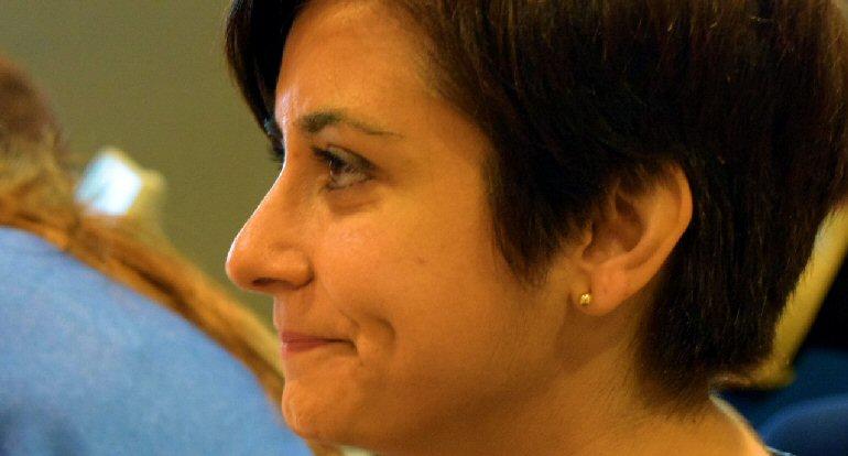 Isabel Rodriguez García en Pozuelo de Calatrava