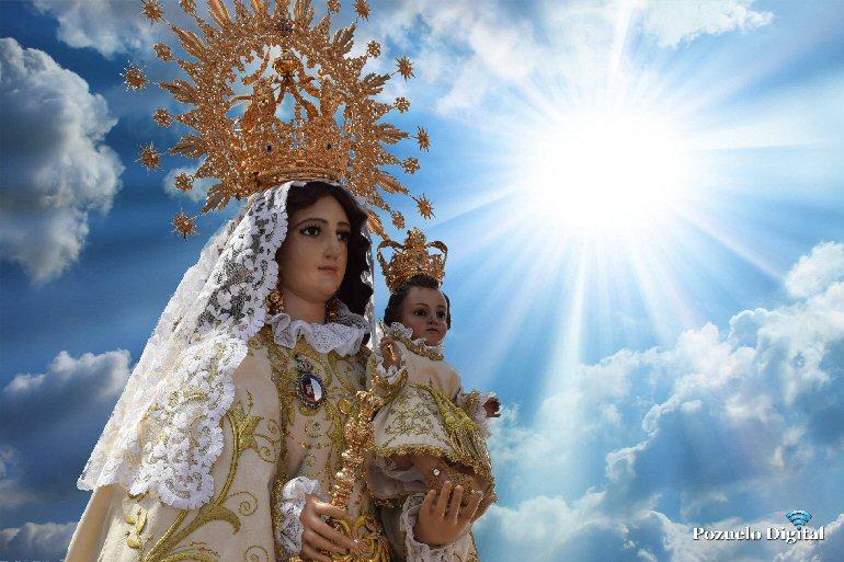 Pozuelo de Calatrava Programación Romería Virgen de los Santos 2016
