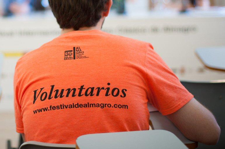 Almagro Si quieres vivir el Festival Internacional de Teatro desde dentro, hazte voluntario
