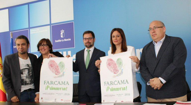 Ciudad Real Farcama Primavera se celebrará del 26 al 31 de mayo en el Pabellón Ferial