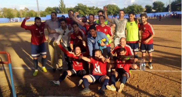 El Pozuelo CF asegura la tercera posición en la clasificacióin tras vencer al Aldea del Rey