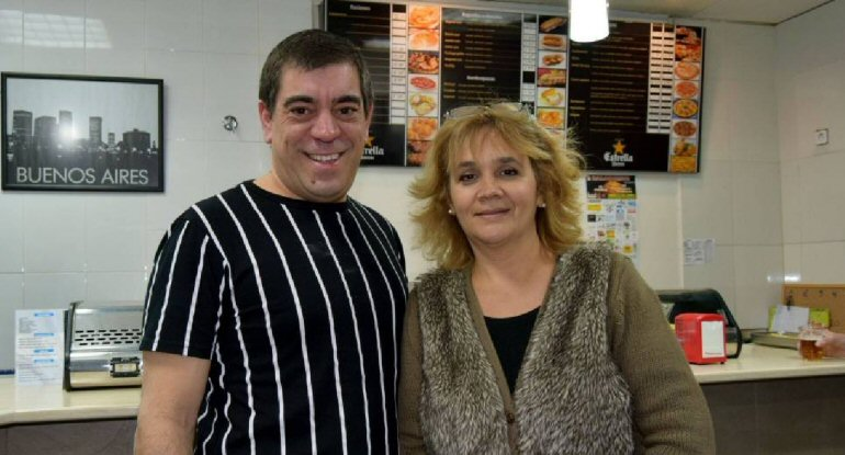 Entrevista a... Juan Luciano Porto Pérez, Lucho, gerente de El Argentino de Pozuelo de Calatrava