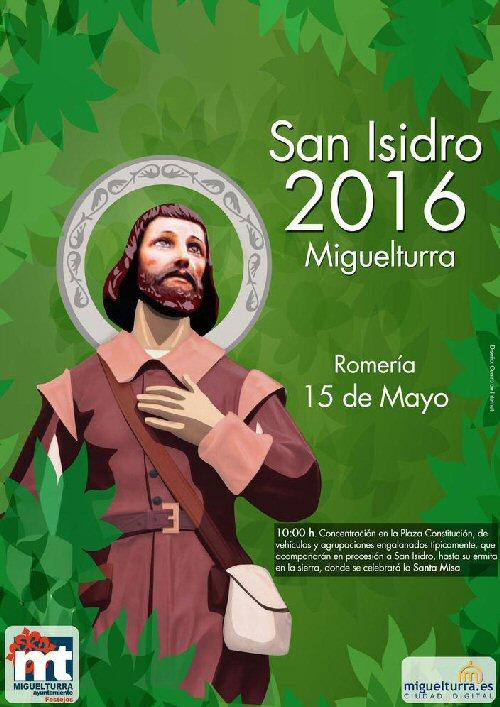 Miguelturra Programación Romería San Isidro Labrador