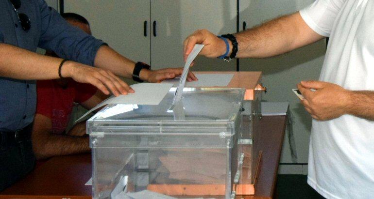 Elecciones Generales La provincia de Ciudad Real supera en tres puntos la participación respecto a las elecciones del 20D