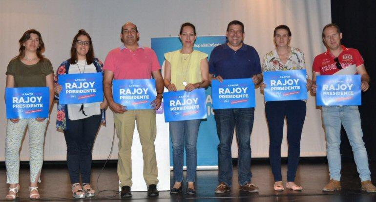 Pozuelo de Calatrava El voto útil en Ciudad Real es para el PP, ya que es el único que puede evitar que Podemos sume un diputado en la provincia
