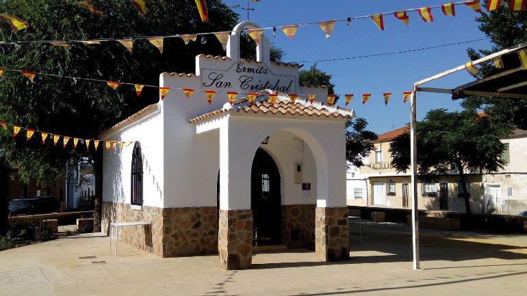 Pozuelo de Calatrava Comenzaron las fiestas en honor a San Cristóbal