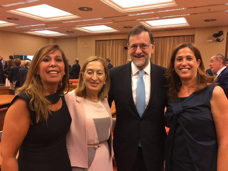 Rosa Romero elegida nuevamente Vicepresidenta de la Mesa del Congreso de los Diputados