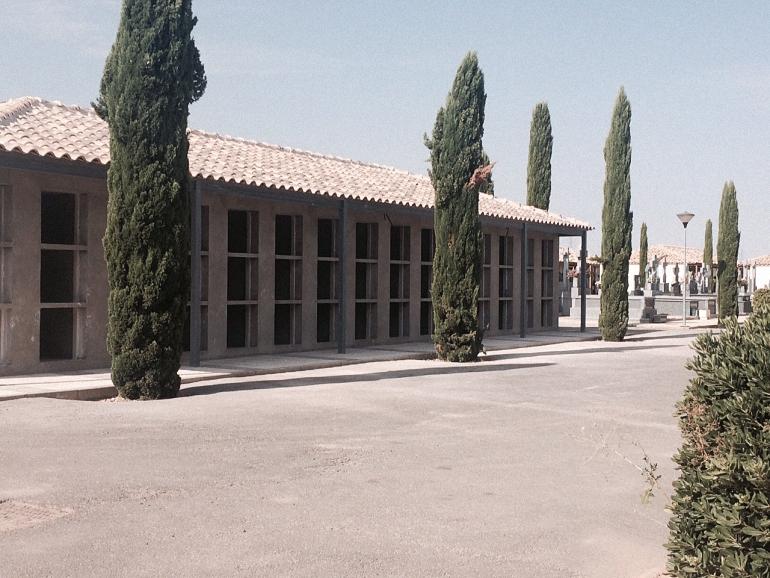 Miguelturra Culmina la primera fase de ampliación del Cementerio Municipal