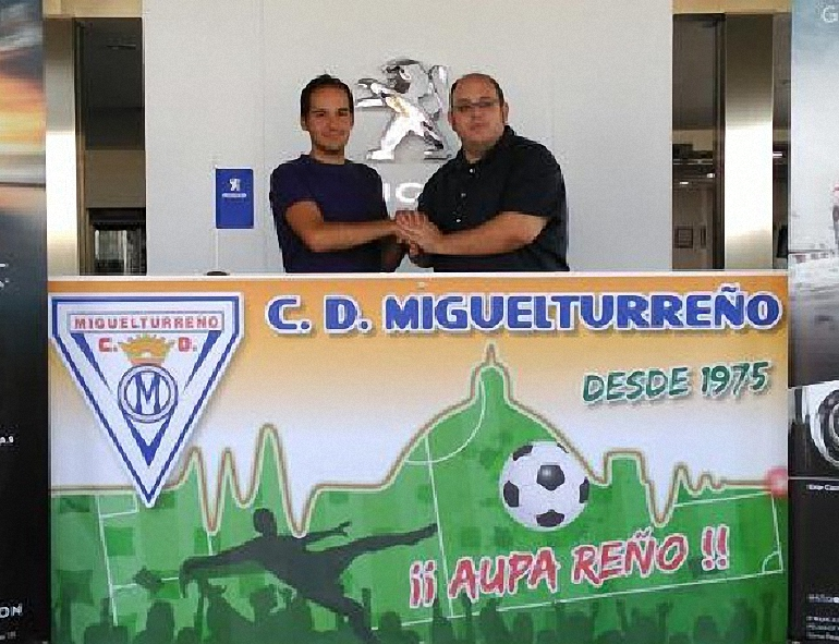 Miguelturra Juan Plablo Trujillo nuevo presidente del CD Miguelturreño
