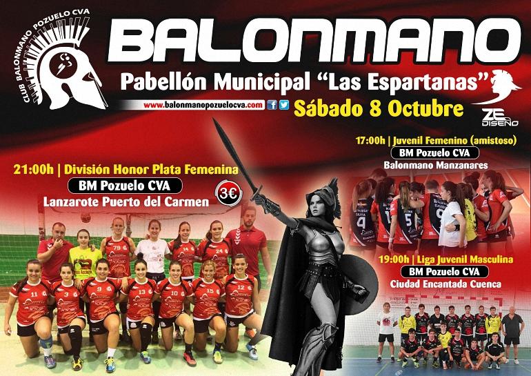 pozuelo-de-calatrava-sabado-de-buen-balonmano-en-el-pabellon-municipal-las-espartanas