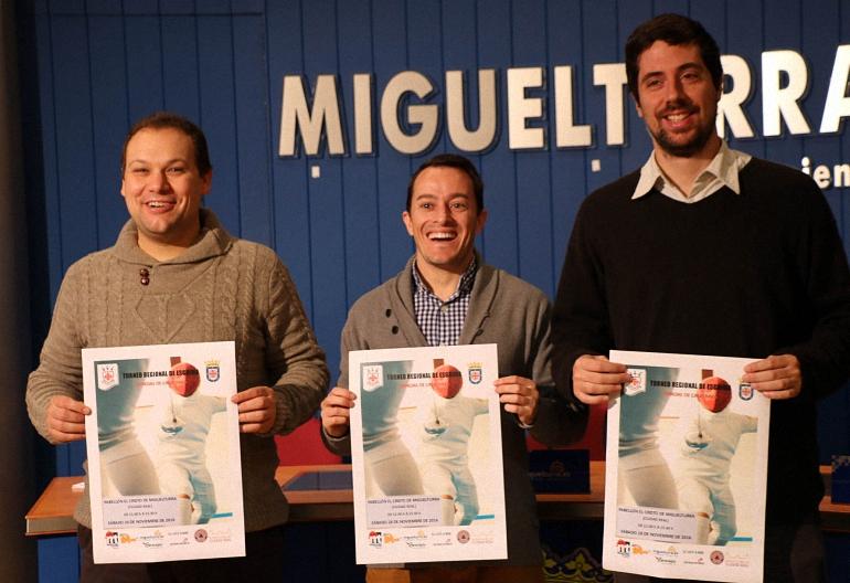 miguelturra-celebra-este-sabado-el-torneo-regional-de-esgrima
