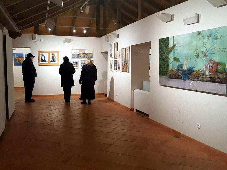 torralba-de-calatrava-muestra-100-anos-de-su-historia-a-traves-de-100-cuadros-de-pintoras-locales