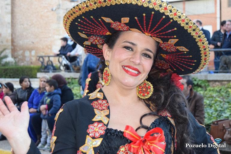 Desfile Carrozas Carnaval 2017 Pozuelo Cva099