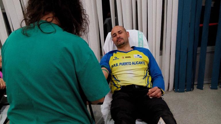 Donación de sangre en Pozuelo de Calatrava