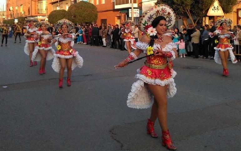 Las peñas carnavaleras de Pozuelo arrancan con un primer y segundo premio en Malagón y Tomelloso