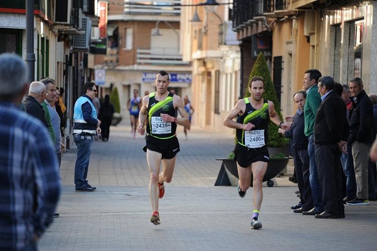 Bolaños 646 Corredores culiminaron la XII Media Maratón