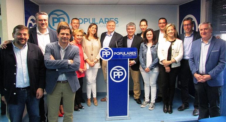 Francisco Cañizares se presentará a la presidencia del PP de Ciudad Re