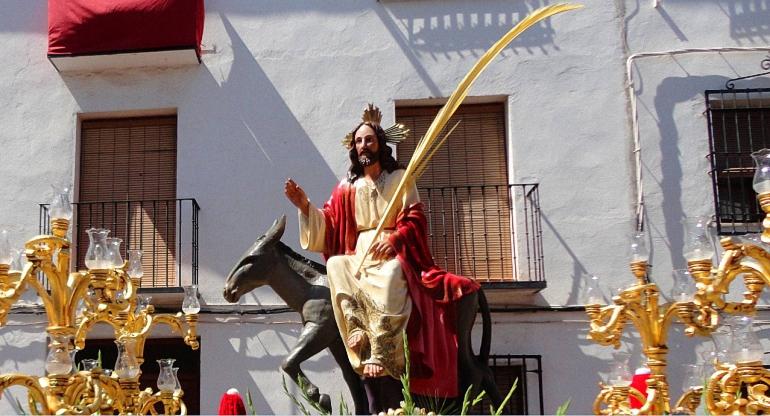 Semana Santa 2017 Programación Domingo de Ramos
