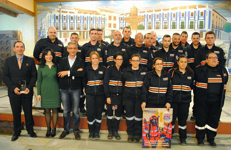 Castilla La Mancha concede 26 distinciones de Protección Civil a personas y colectividades por su actuación destacada