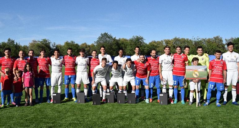 Pozuelo de Calatrava Día histórico para el Pozuelo CF en la inauguración oficial de las nuevas instalaciones del Campo Municipal de Fútbol