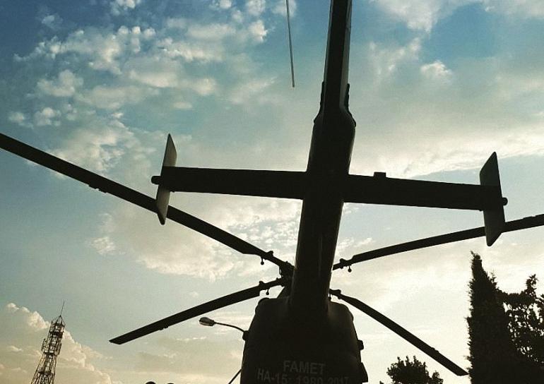 Almagro La Base de Helicópteros celebró el 37 aniversario de la creacción del BHELA I