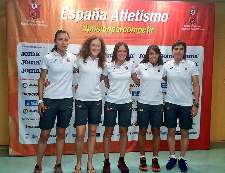 Gemma Arenas consigue el bronce por equipos del Mundial de Trail