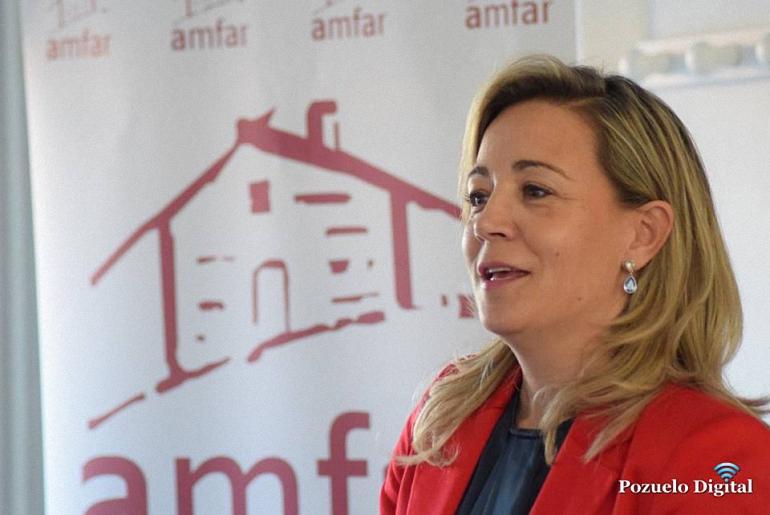 Lola Merino es reelegida Presidenta Nacional de AMFAR