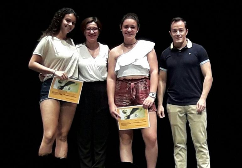 Maria Montoro y María Pinto mejores deportistas miguelturreñas