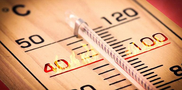 Almagro registró ayer jueves la temperatura máxíma más alta de la provincia