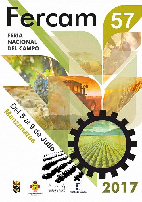 Manzanares Hoy arranca la 57 Edición de la Feria Nacional del Campo, FERCAM