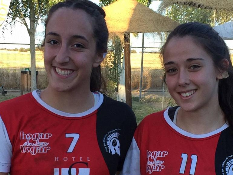 Paula Morales y Miriam Rodríguez, dos nuevas renovaciones para el Soliss BM Pozuelo