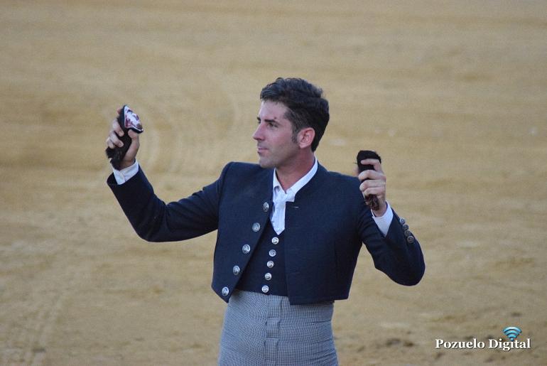 Pozuelo de Calatrava celebró su tradicional corrida de las fiestas del Carmen