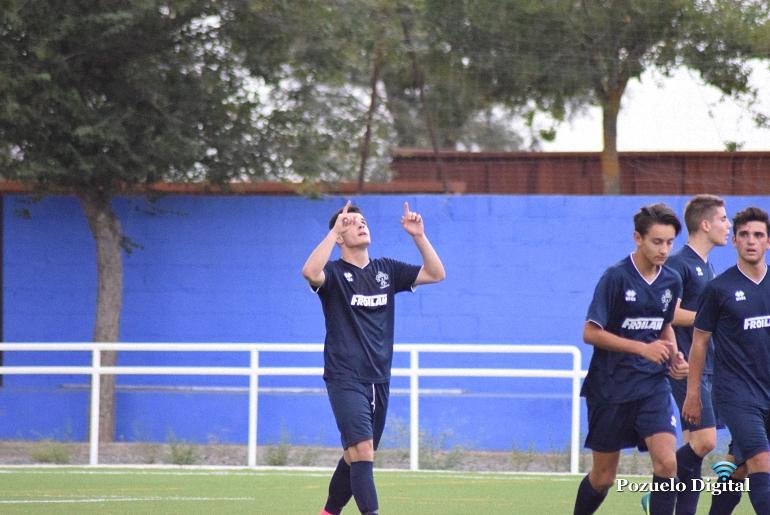 Pozuelo CF vs Almagro CF Juvenil 2608201727