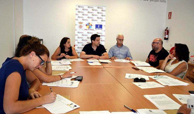 La Asociación del Campo de Calatrava aprueba subvenciones a proyectos privados que crearán 40 empleos en la comarca