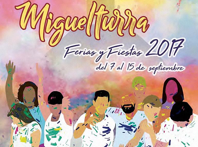 Programa de Festejos Miguelturra 2017