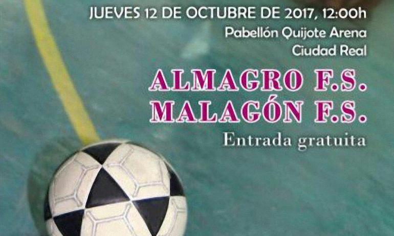 El Almagro y el Malagón disputan este jueves la Final de la Copa de la Junta de Comunidades de Castilla La Mancha de Fútbol Sala Fermenino