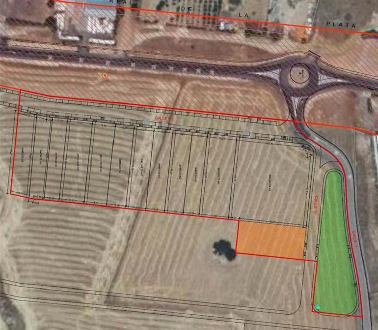 Carrión de Calatrava El consistorio vende suelo industrial en el nuevo polígono a menos de cuarenta euros el metro cuadrado