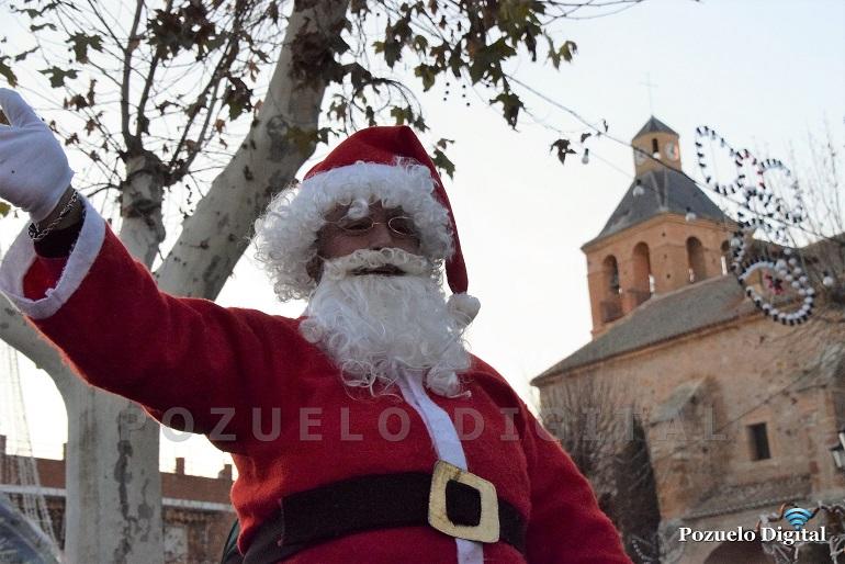Pozuelo de Calatrava Papá Noel vuelve por Navidad