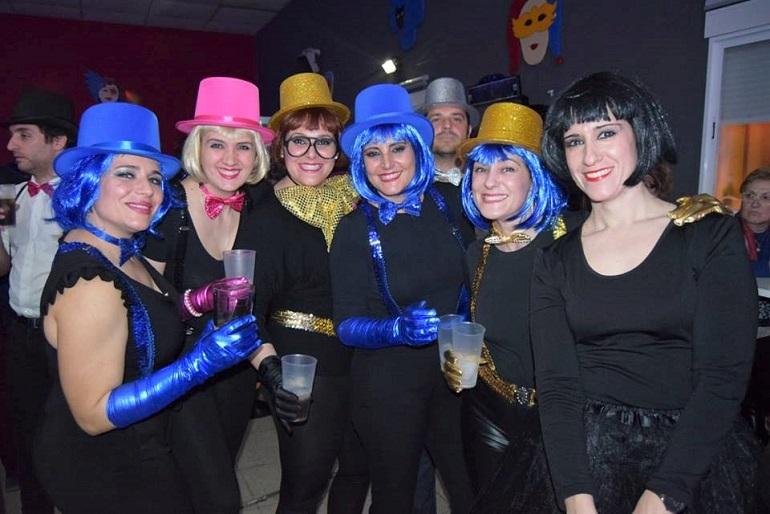 Baile de Disfraces Carnaval Pozuelo de Calatrava