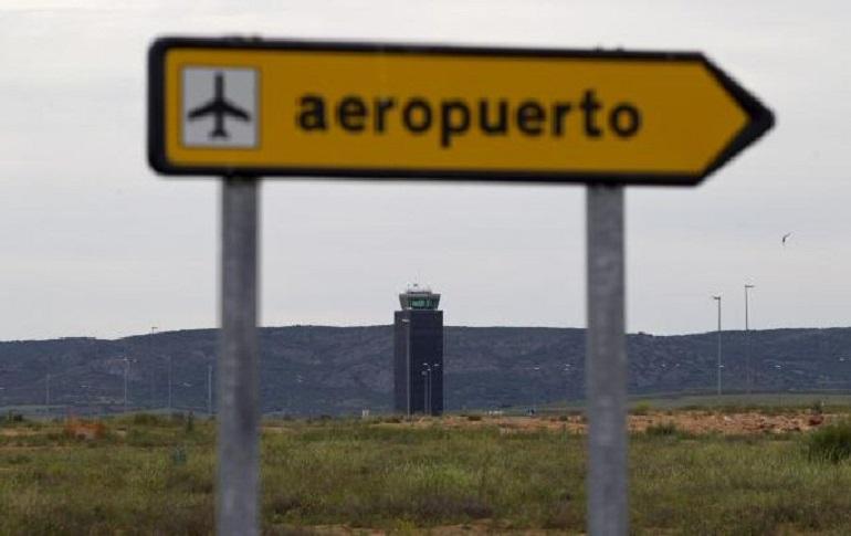 Nuevo descalabro en el intento de venta del Aeropuerto de Ciudad Real