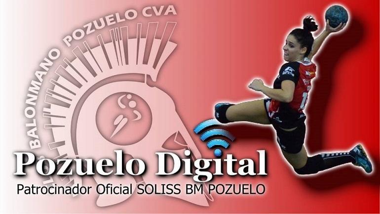 Pozuelo Digital, patrocinador oficial del Soliss BM Pozuelo