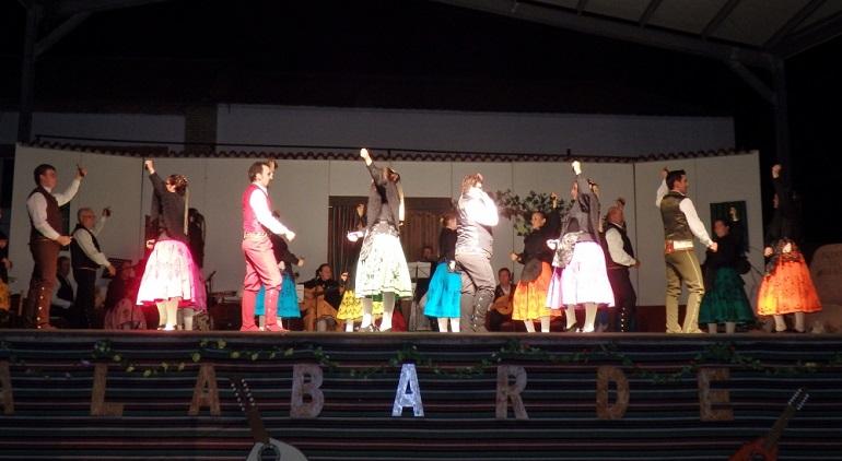 Pozuelo de Calatrava Migas, coros y danzas para festejar el Día de Castilla La Mancha