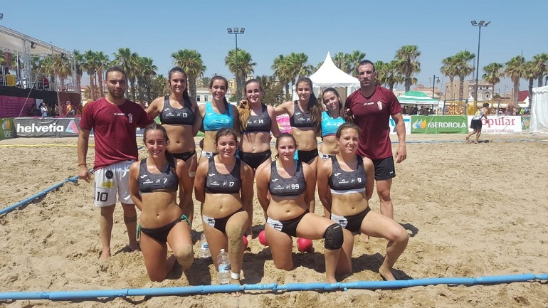 El BM Playa Ciudad Real doble campeón juvenil en las categorias masculina y femenina en el Campeonato de España disputado en Laredo