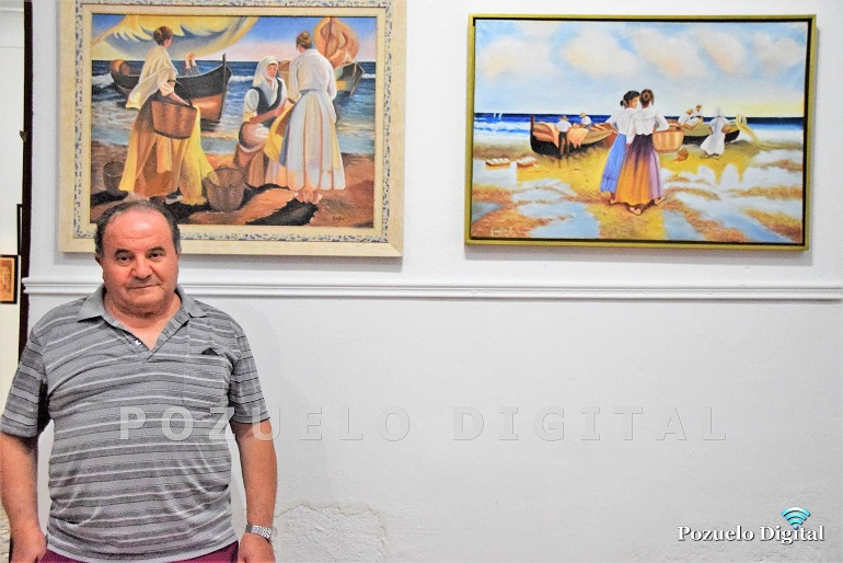 Emilio Bastante Juarez y su pintura